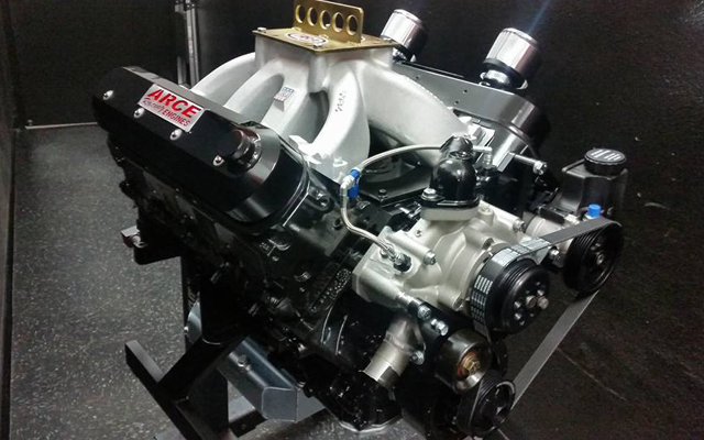 Arce Engines